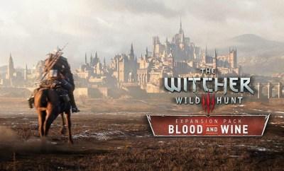 Witcher 3: Blood & Wine