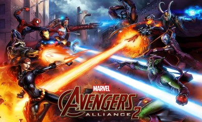 Marvel: Avengers Alliance Games