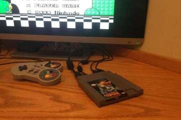 Nintendo Cartridge is Hiding a Raspberry Pi Computer Inside