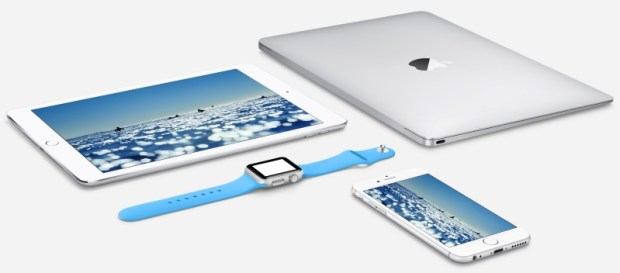 Apple+products
