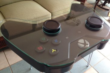 Game Controller Coffee Tables