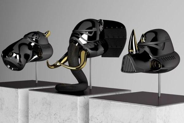 Stormtrooper Animal Helmets