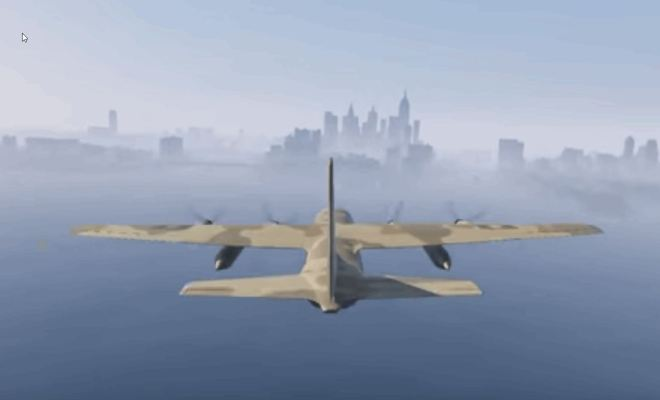 GTA 4's Liberty City