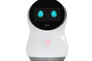 LG Announces New Robot At CES