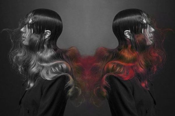 Colour-Changing Hair Dye
