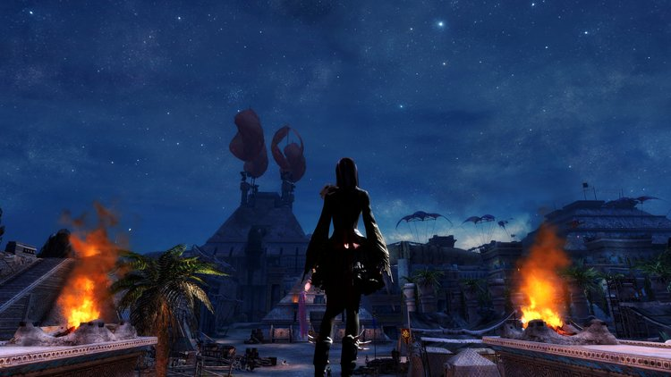 Guild Wars 2: Path of Fire Looks Brilliant, Checkout Screenshots