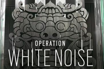 Rainbow Six Siege Operation White Noise