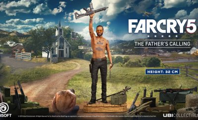 FARCRY 5 Exclusive Figurine