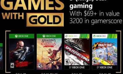 Free Xbox Games