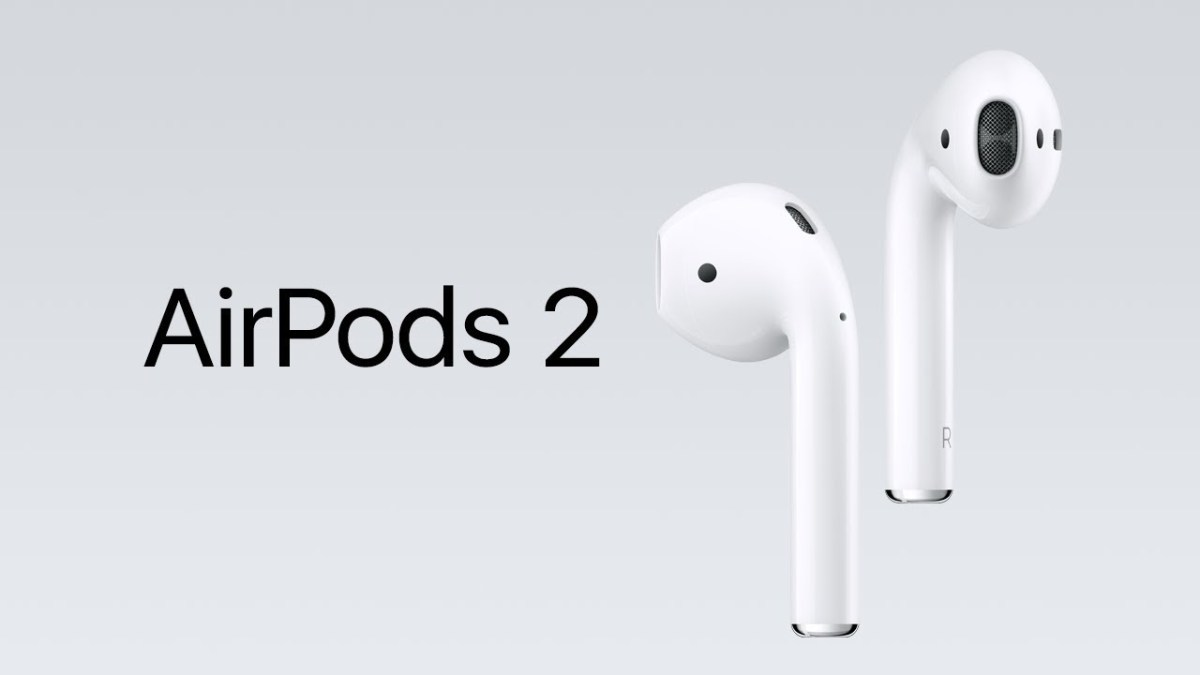 Apple AirPods 2 Will Come With Improved Noise Cancellation