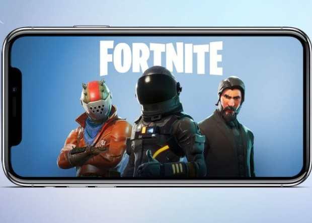 Fortnite Battle Royale Smartphone Edition