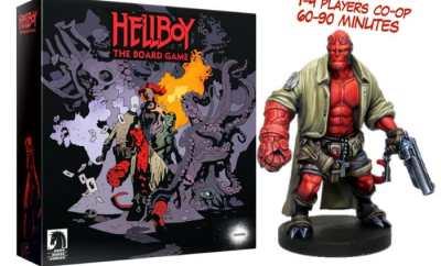 Hellboy Board Game
