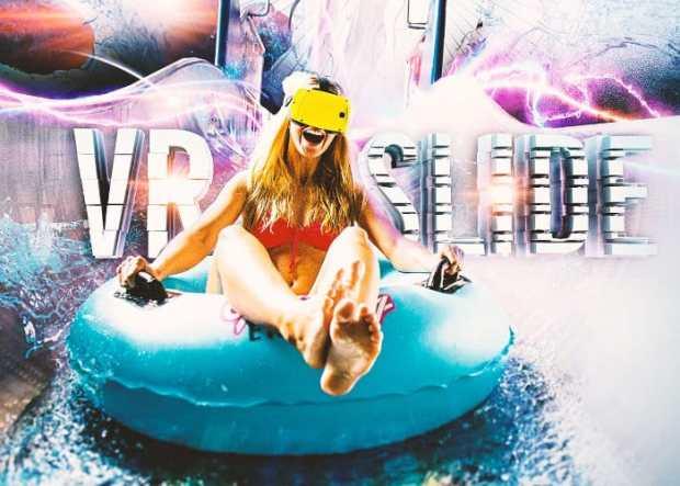 VR Water Slide