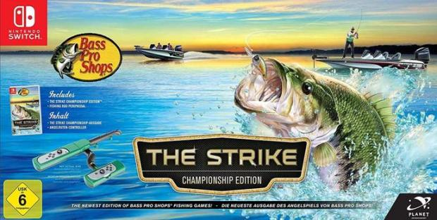 Joy-Con Fishing Rod