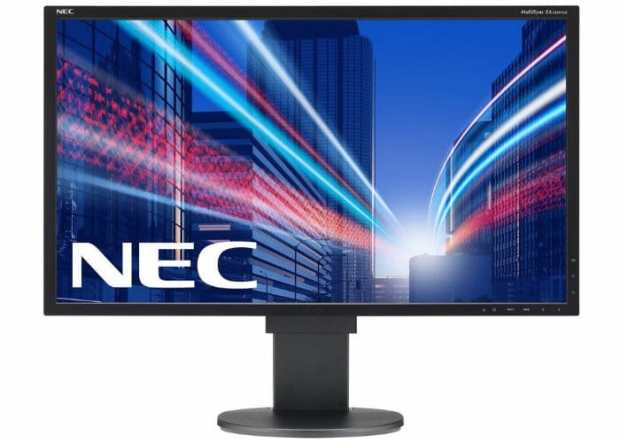 NEC Low Blue Light Monitors