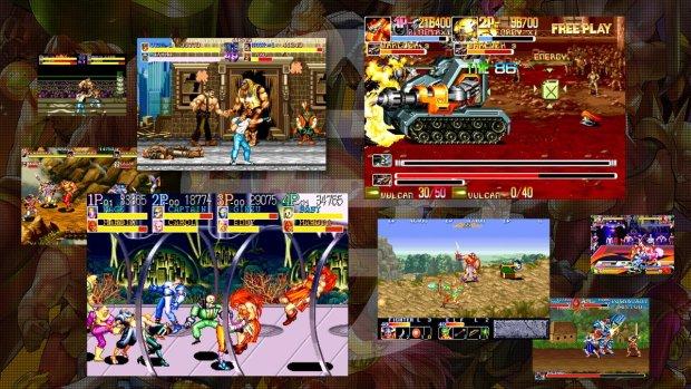 Capcom Beat 'Em Up