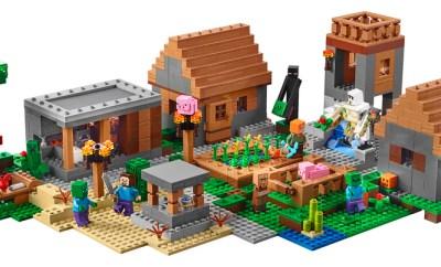 LEGO MINECRAFT The Village 21128