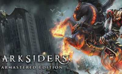 Darksiders: Wasrmastered Edition
