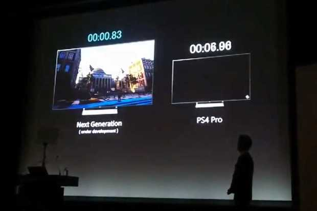PS5's Faster Load Times