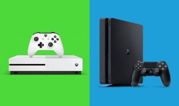 Microsoft And Sony