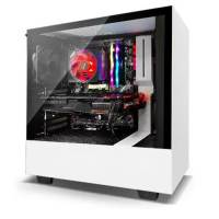 New PC Streaming and Gaming System Revealed by NZXT