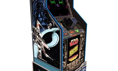 Arcade1Up's STAR WARS Arcade Machine