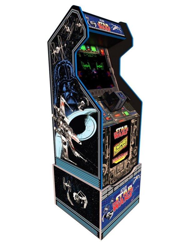 Arcade1Up's STAR WARS Arcade Machine