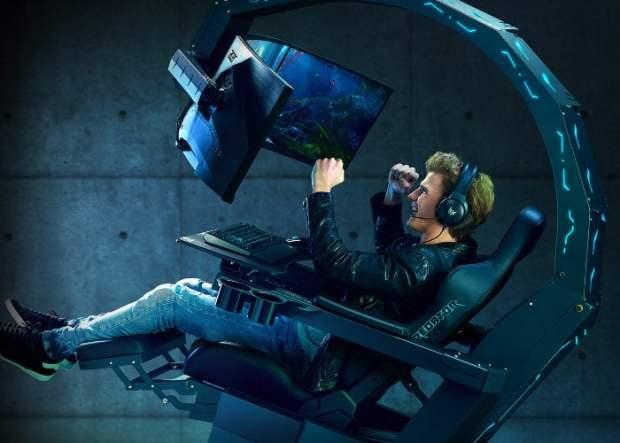 Predator Thronos Air Gaming Chair
