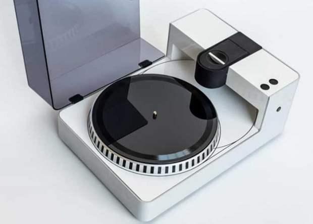 Vinyl Record Recorder