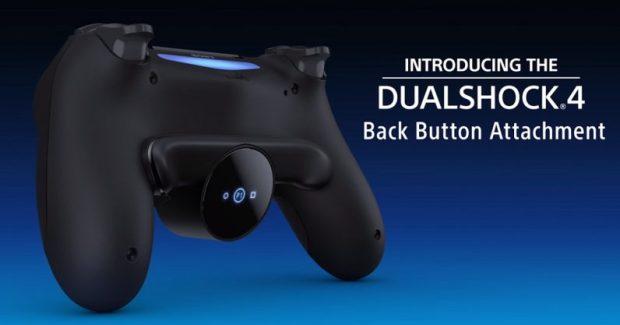 Dualshock-button