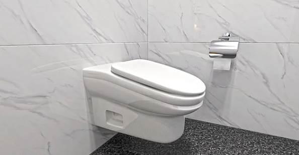 New Toilet Design