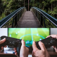 Online Gaming Vs. Outdoor Gaming