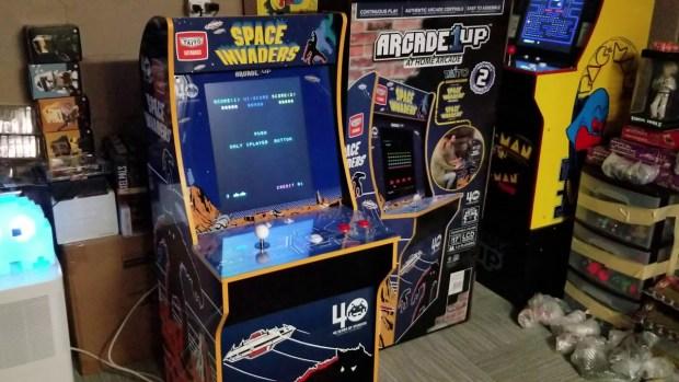 Space Invaders Arcade