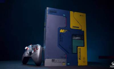 CYBERPUNK 2077 Xbox One X Bundle