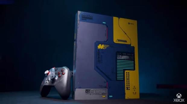CYBERPUNK 2077 Xbox One X Bundle