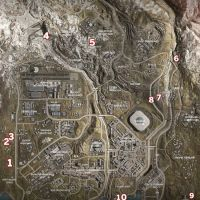 Call Of Duty Warzone Bunker Locations And Codes