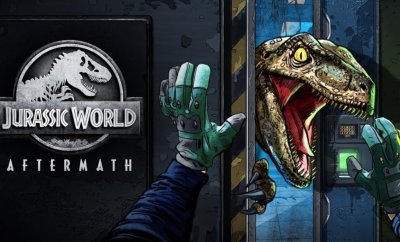 JURASSIC WORLD AFTERMATH VR