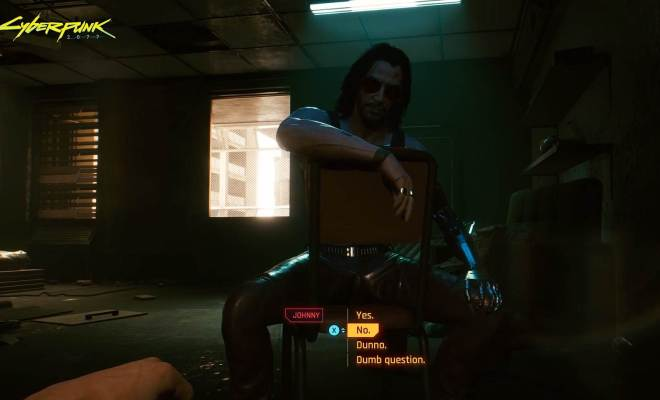 Johnny Silverhand - Cyberpunk 2077