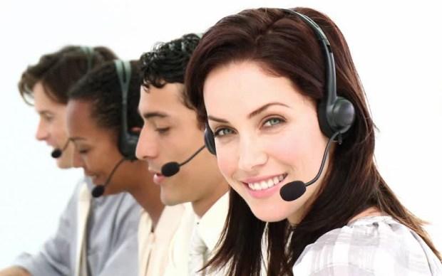 Live phone call