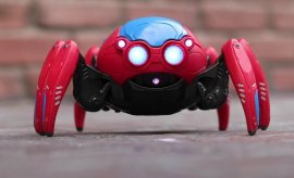 Spider-Bot From Avengers Campus