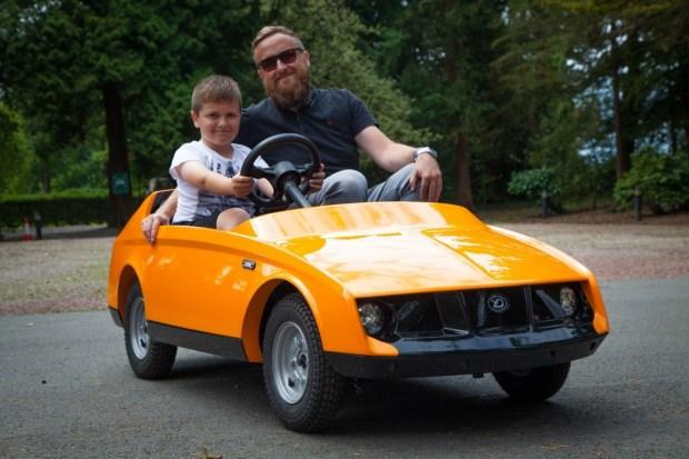 Kids Electric Cars