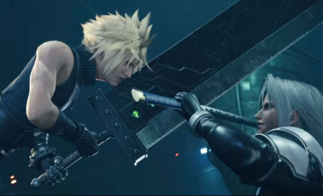 Final Fantasy VII Remake Intergrade