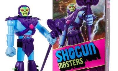 Skeletor Action Figure