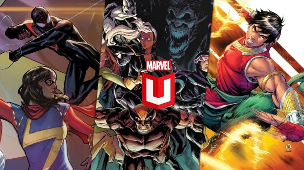 Marvel Unlimited in May 2021