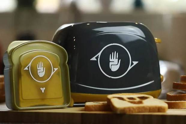 Destiny Toaster