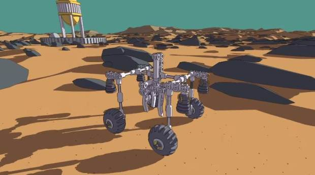 Mars First Logistics