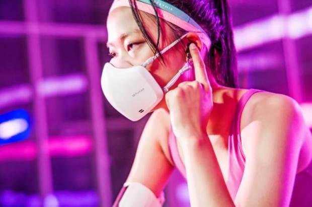 LG's Mask