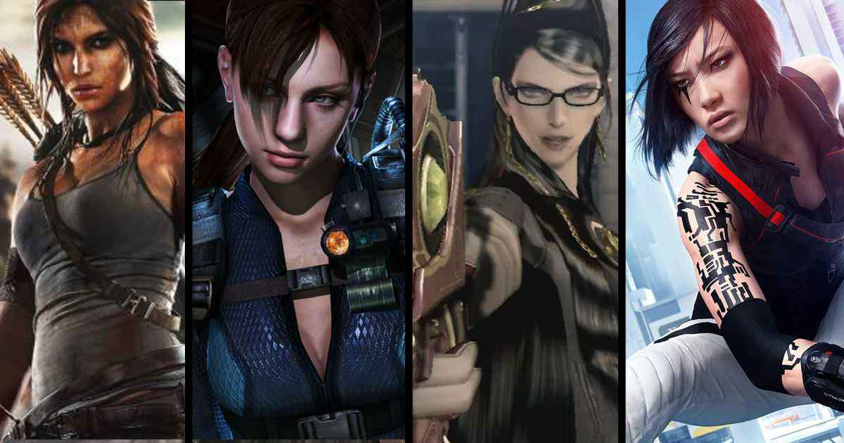 Top 10 Most Badass Female Video Game Characters