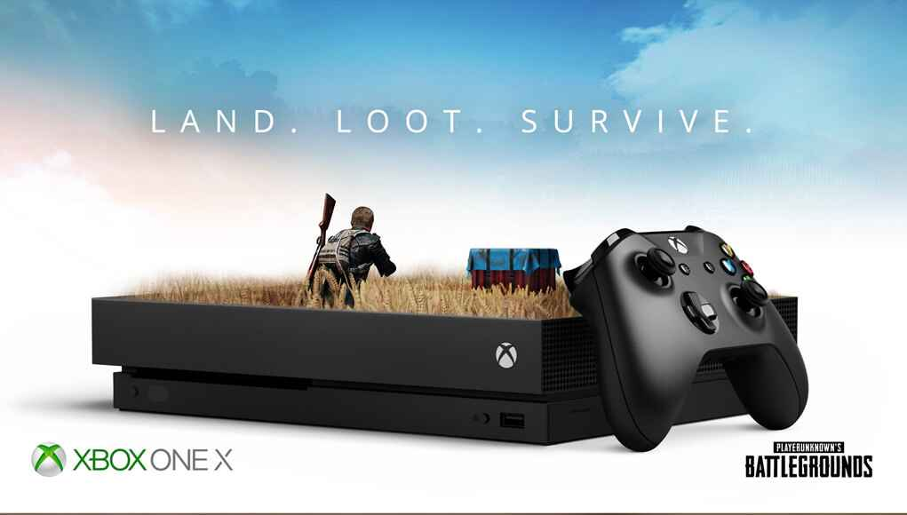 New PUBG Performance Update Coming To Xbox One X In November
