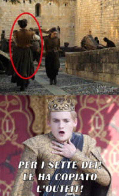"""Pyat Pree ha già espresso il suo shock su """"Ma come ti Westeros?"""""""